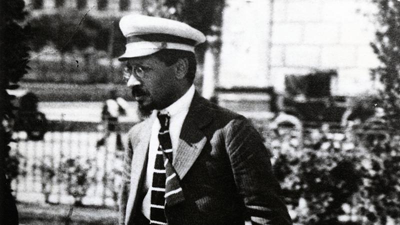 1919 год. Яков Свердлов