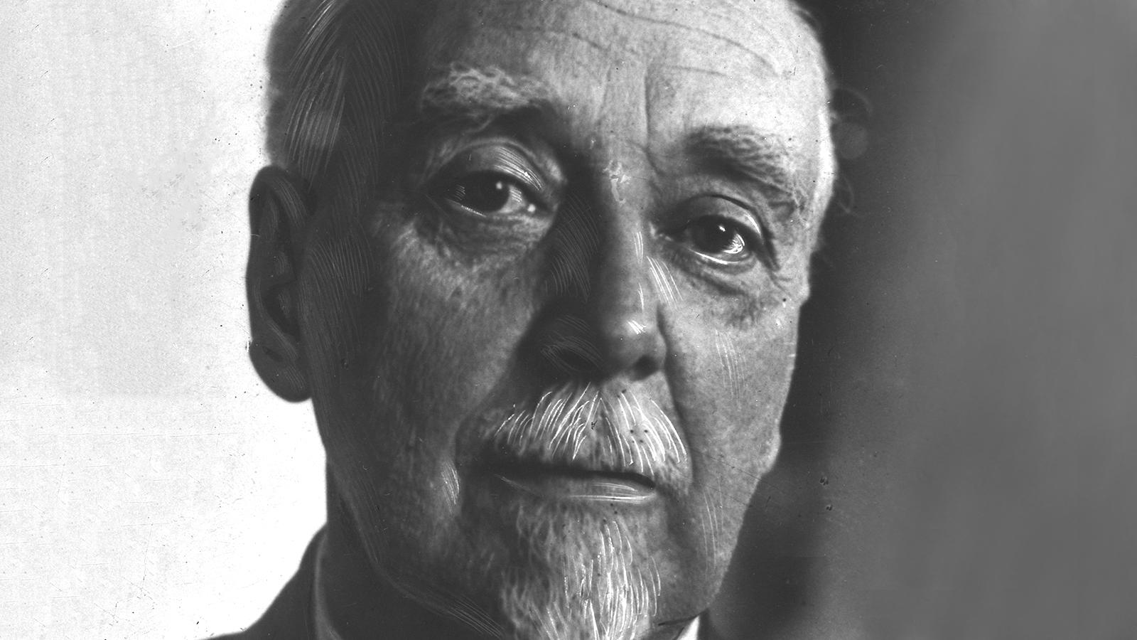 1920 год. Глеб Кржижановский
