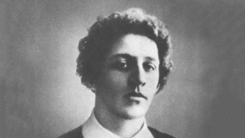 1918 год. Александр Блок