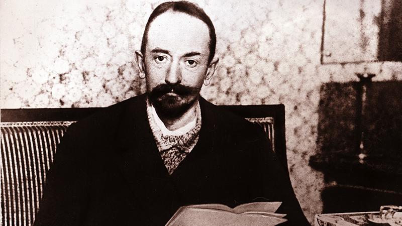 1922 год. Георгий Чичерин