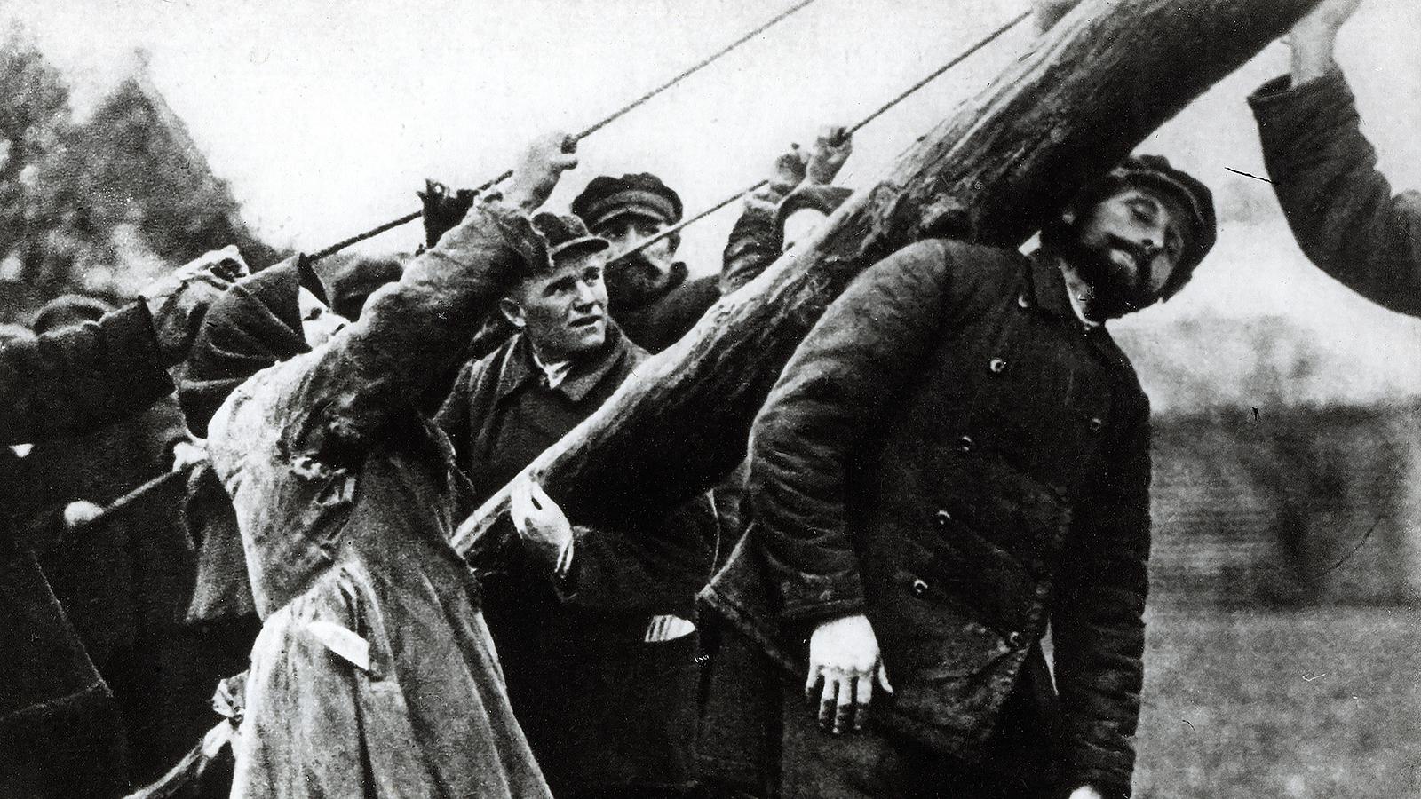 1920: Разработка плана ГОЭЛРО