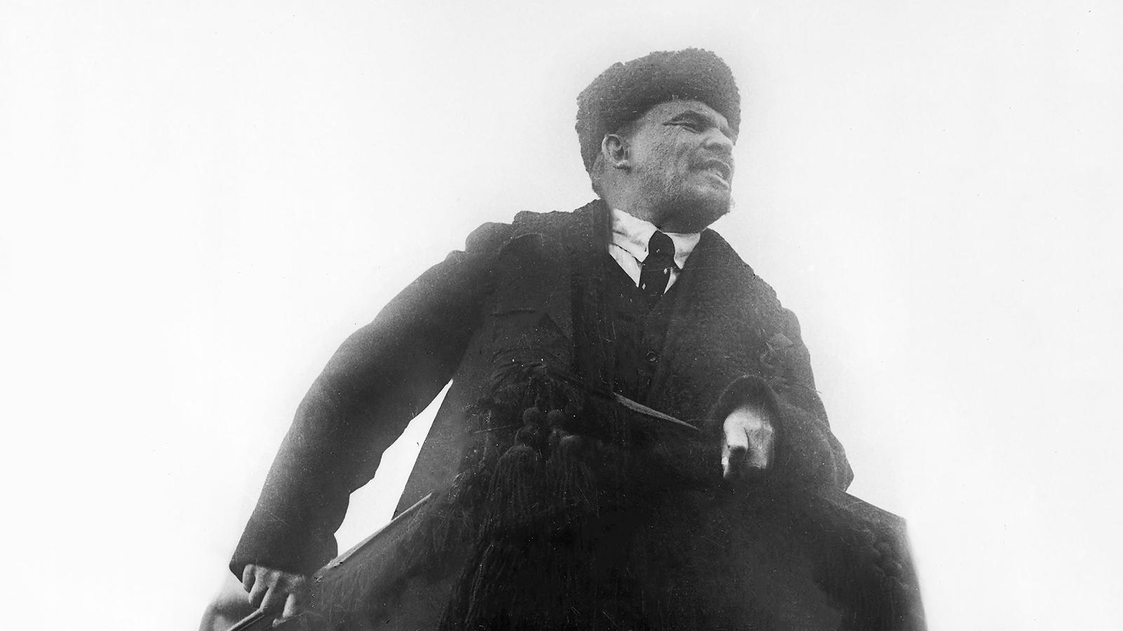 1918: Покушение на Ленина