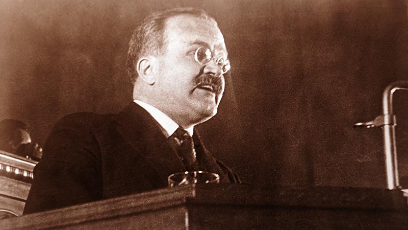 1930 Год. Вячеслав Молотов