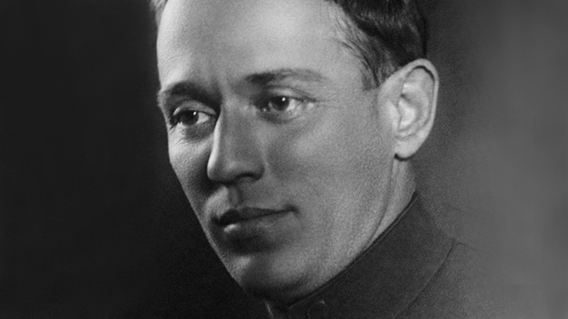 1932 Год. Михаил Шолохов