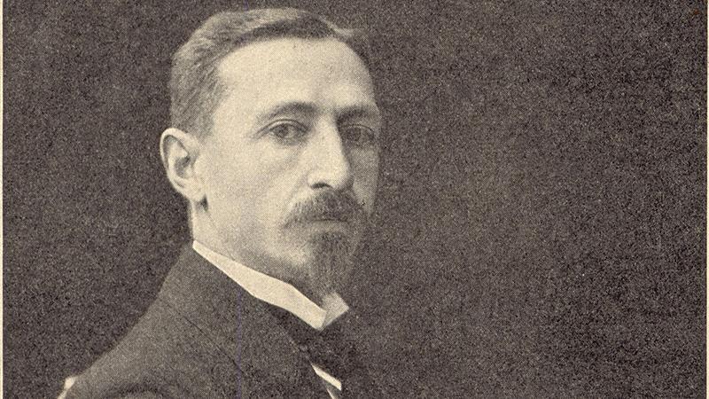 1933 Год. Иван Бунин