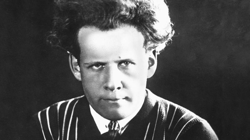 1928 Год.  Сергей Эйзенштейн