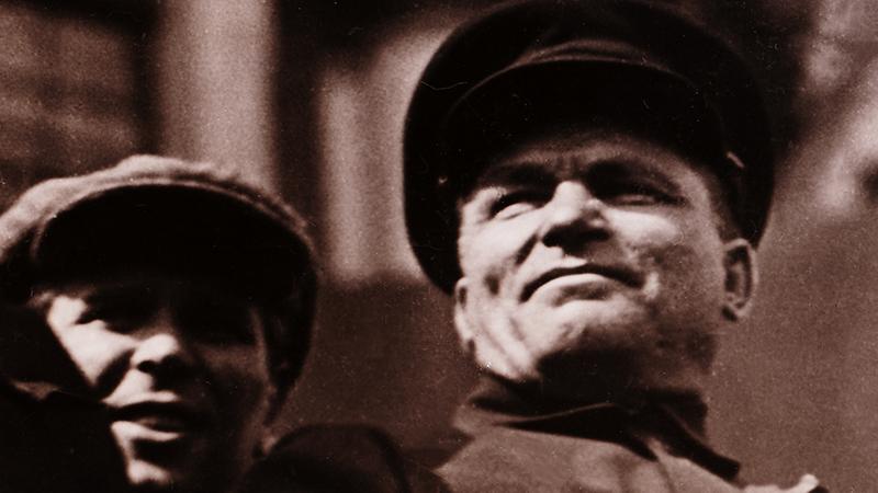 1934 Год. Сергей Киров