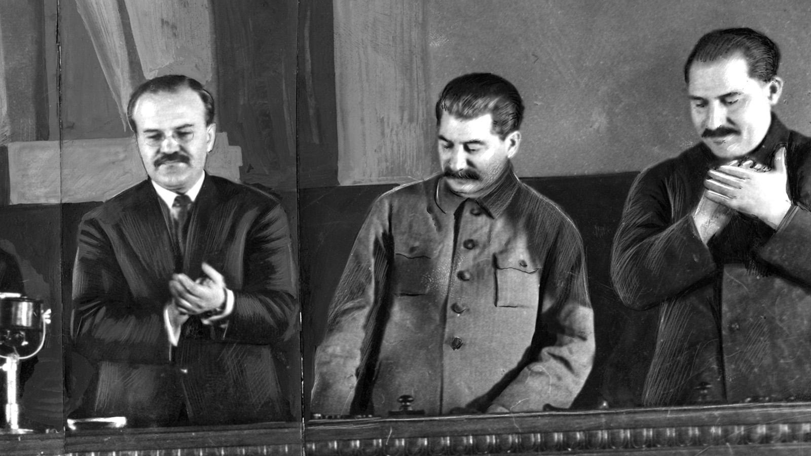 1934 Год. Образование Народного комиссариата внутренних дел СССР (НКВД)