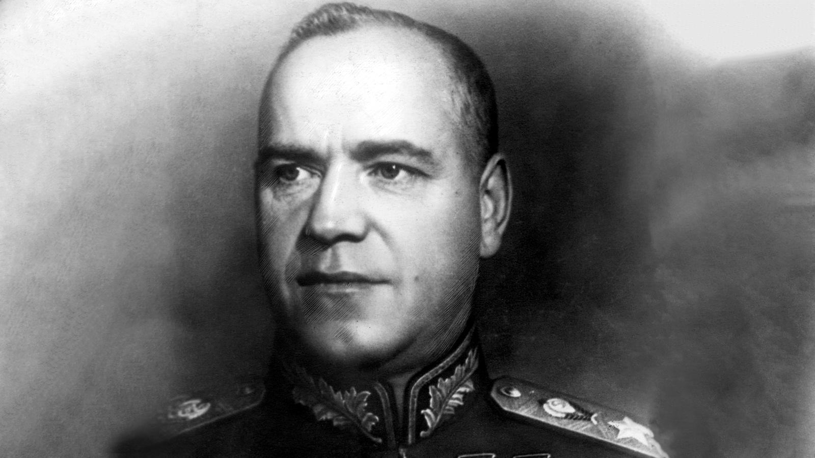 1945 Год. Георгий Жуков