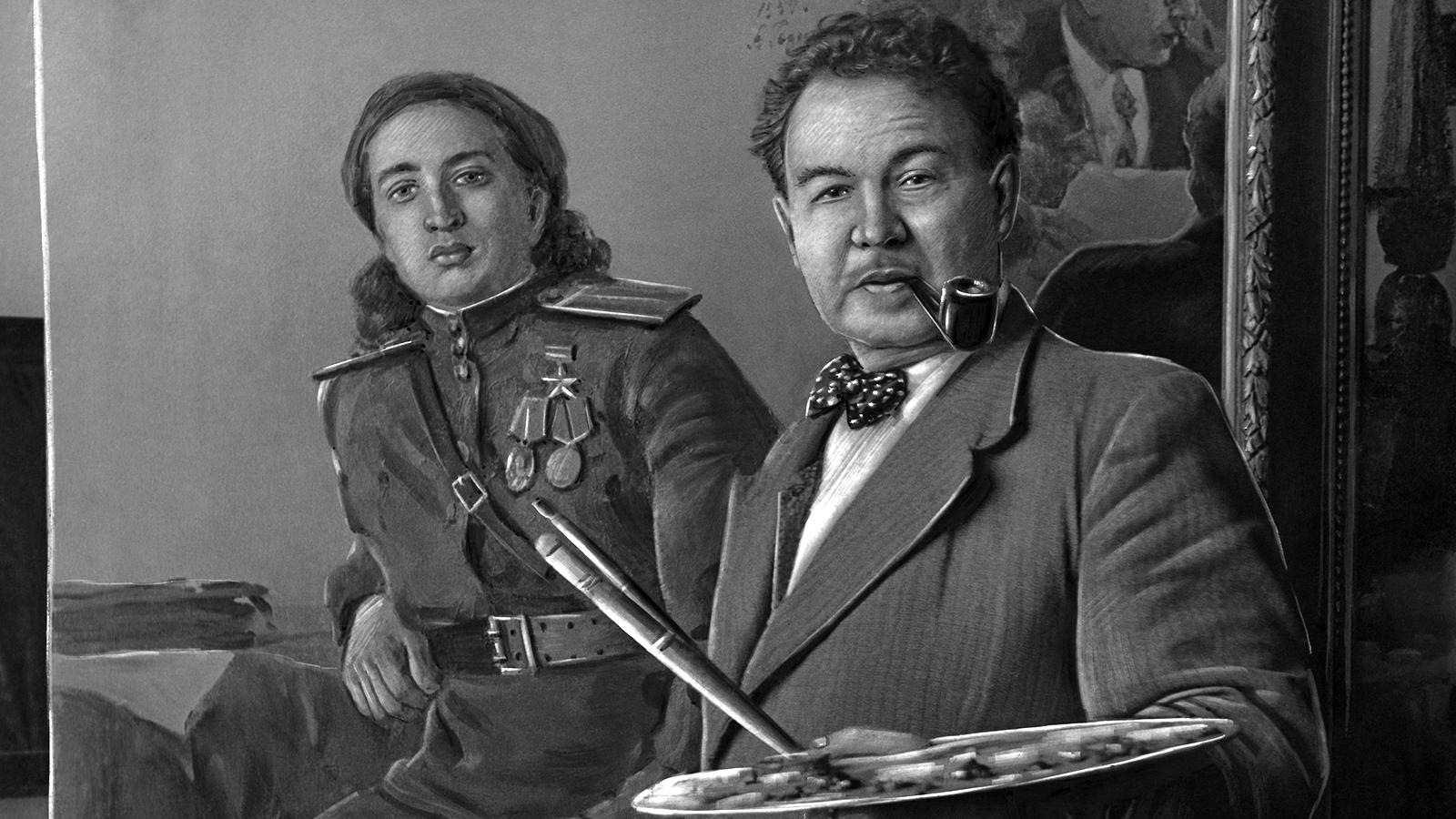 1946 Год. Сергей Герасимов