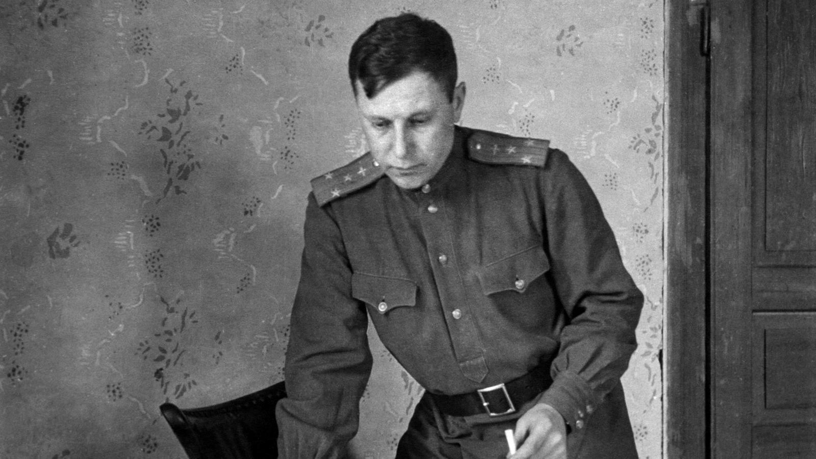 1944 Год. Александр Покрышкин