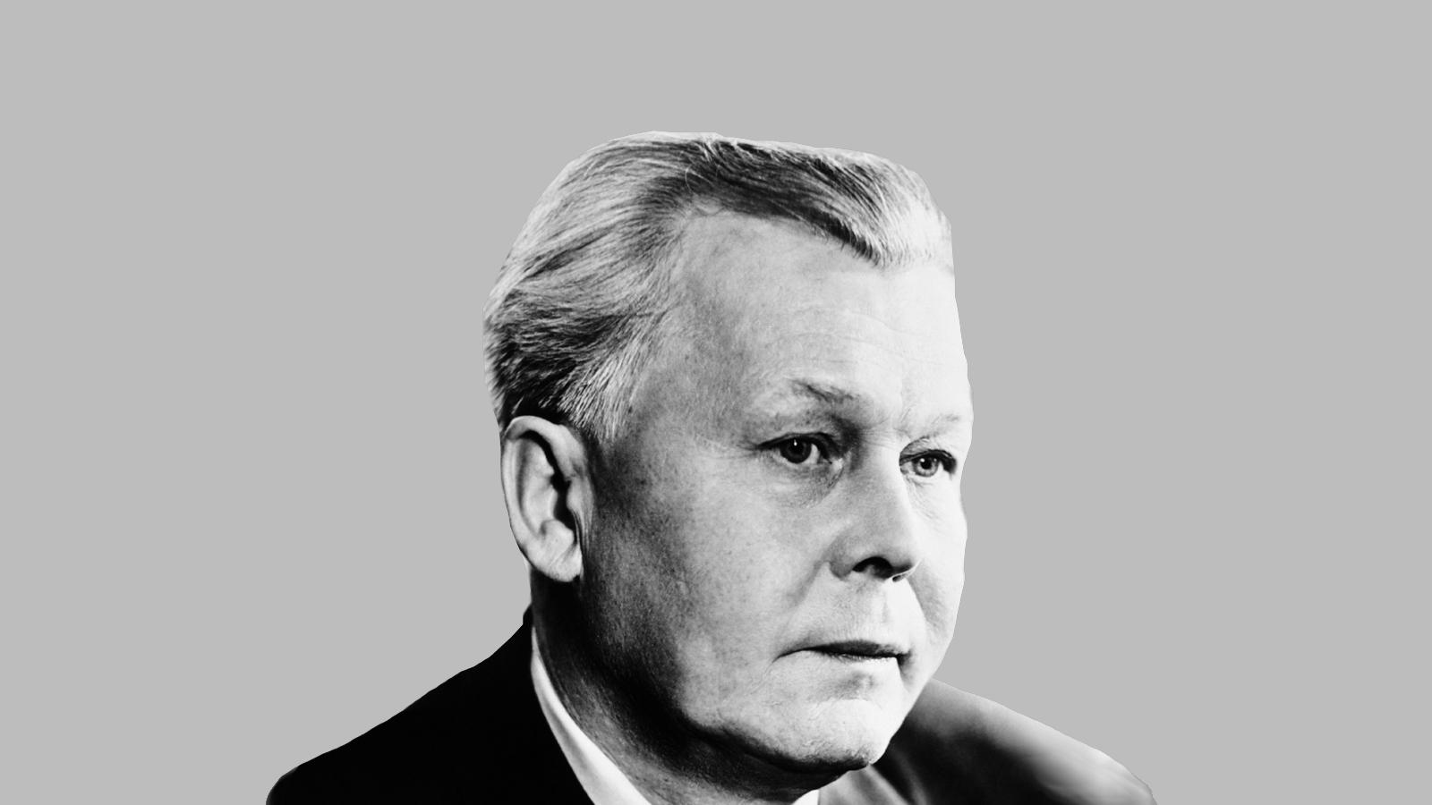 1947 год. Александр Твардовский