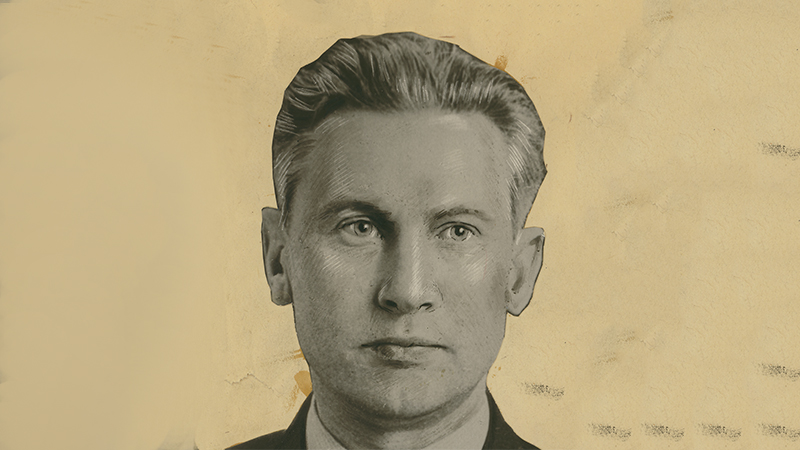 1951 год. Александр Фадеев