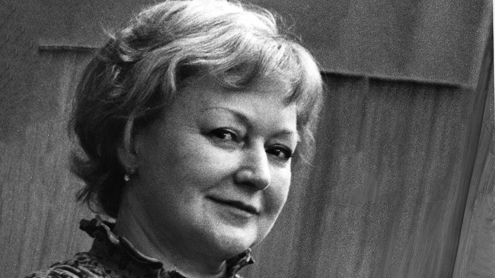 1955 год. Людмила Касаткина