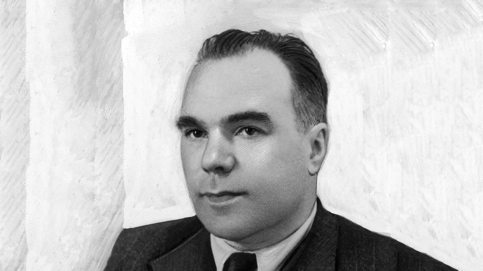 1951 год. Всеволод Вишневский