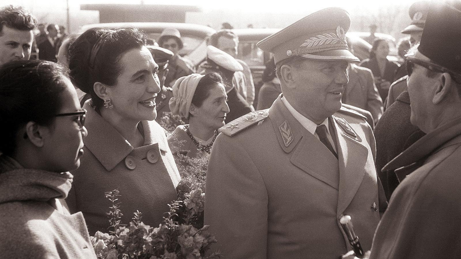 1948 год. Маршал Иосип Броз Тито