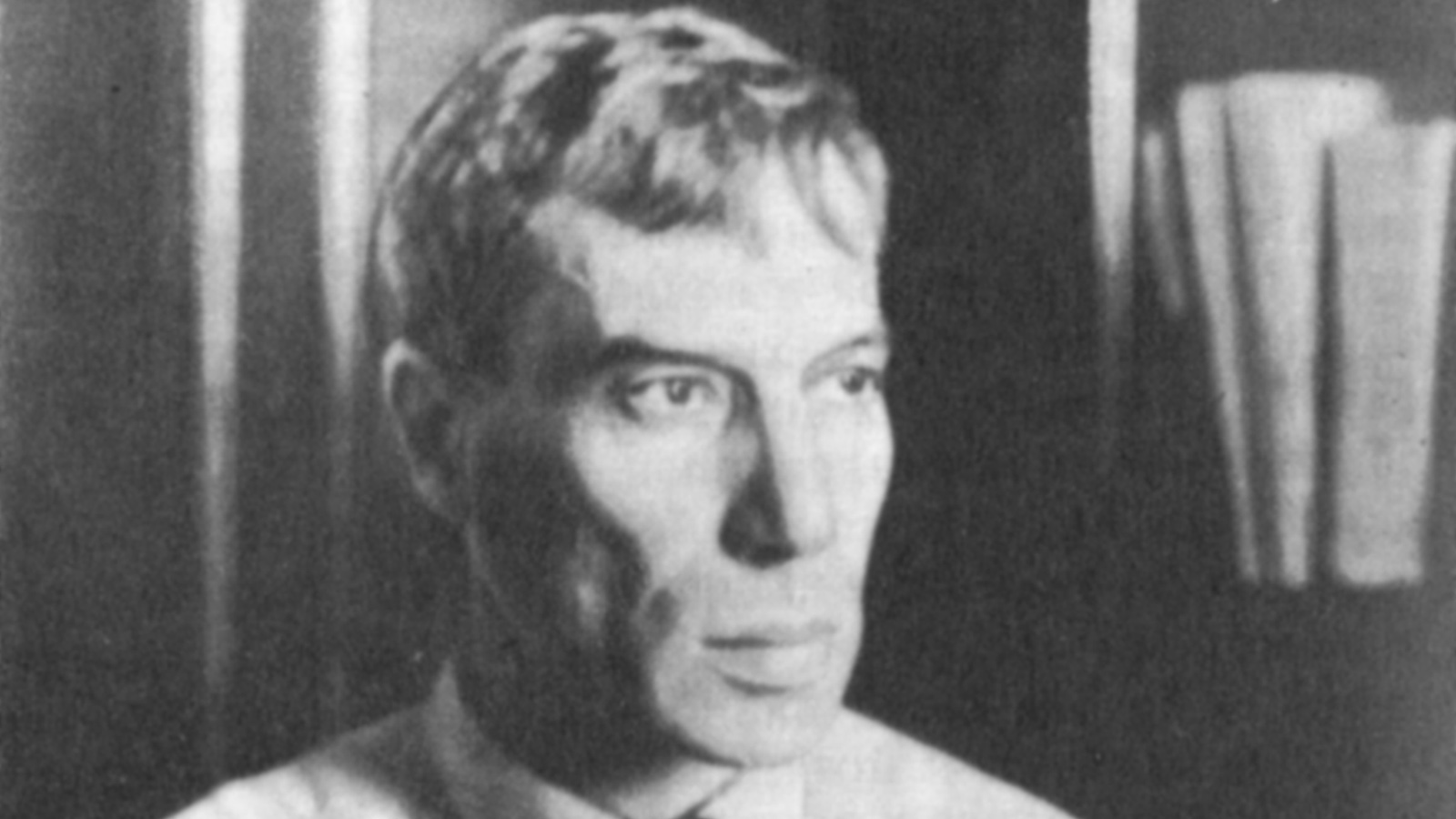 1958 год. Нобелевский лауреат писатель, поэт и прозаик Борис Пастернак