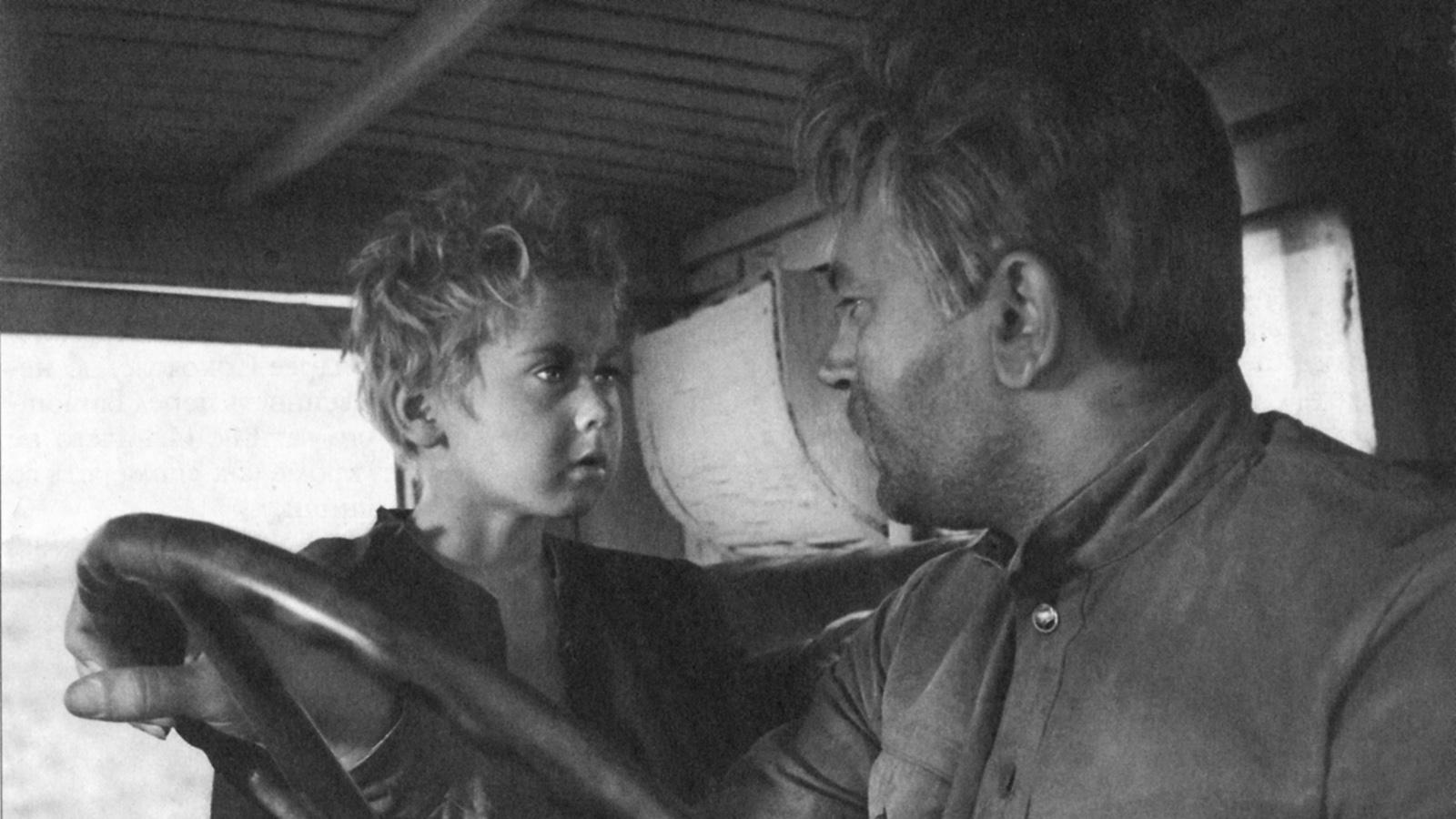 1959 год. кадр из фильма «Судьба человека»