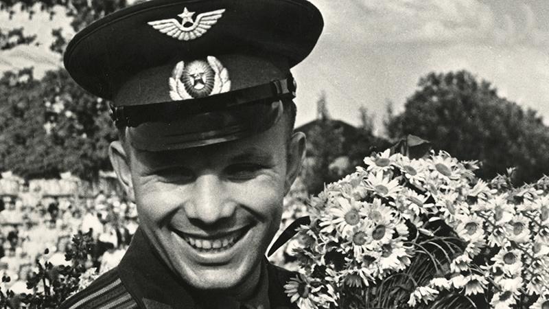 1961год. Юрий Гагарин