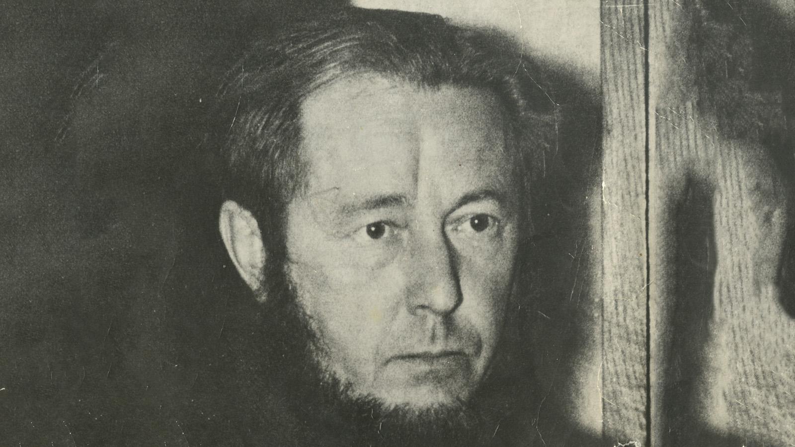 1962год.  Александр Солженицын