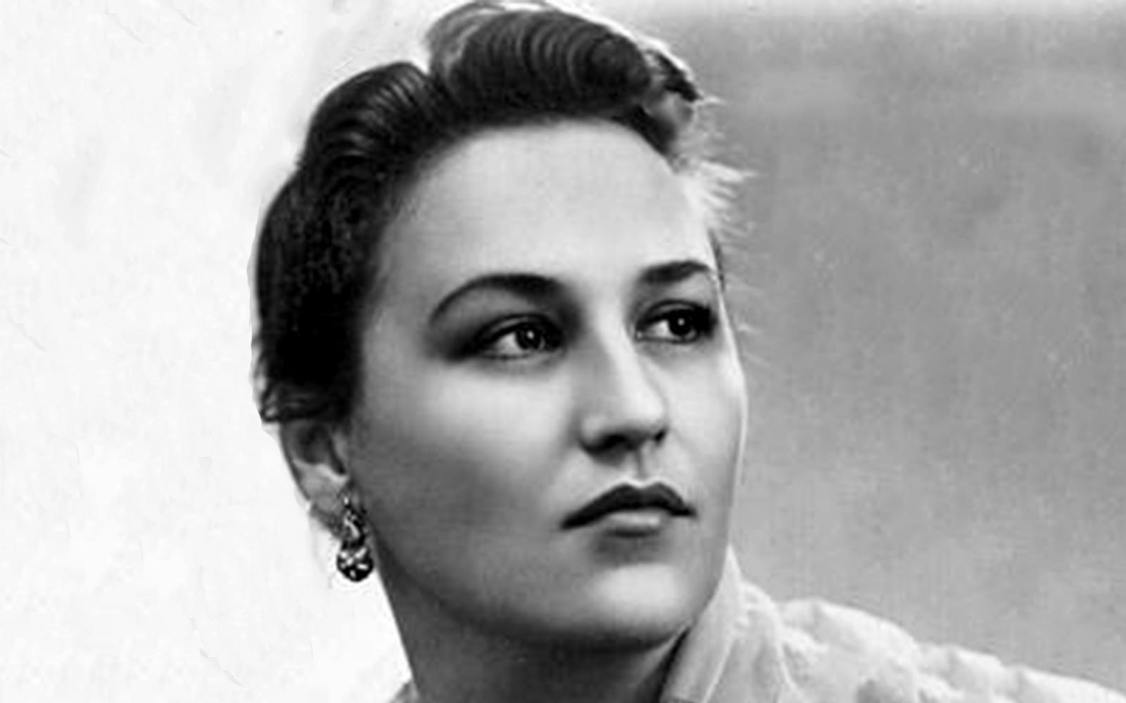 1972 год. Нонна Мордюкова