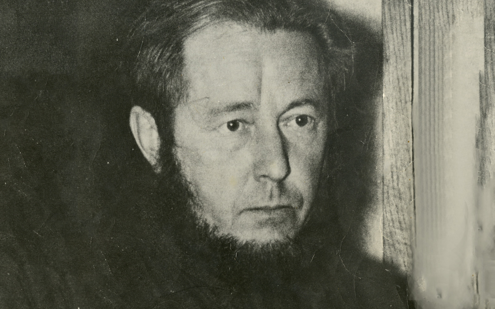 1970 год. Александр Солженицын