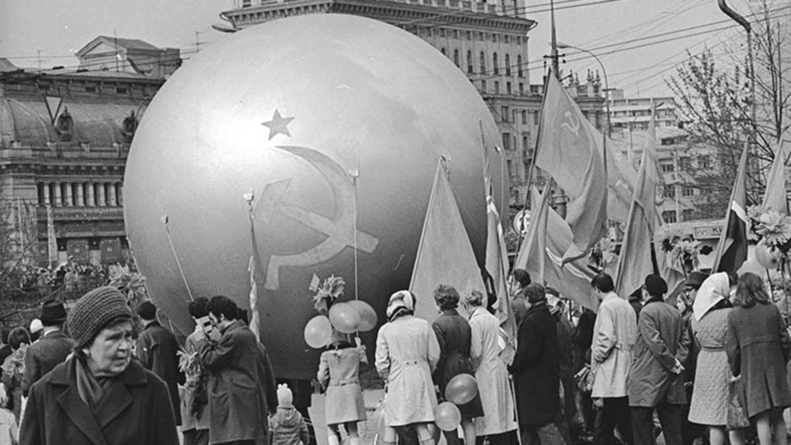 1971 год. XXIV съезд партии. Cтрана вступила в стадию развитого социализма