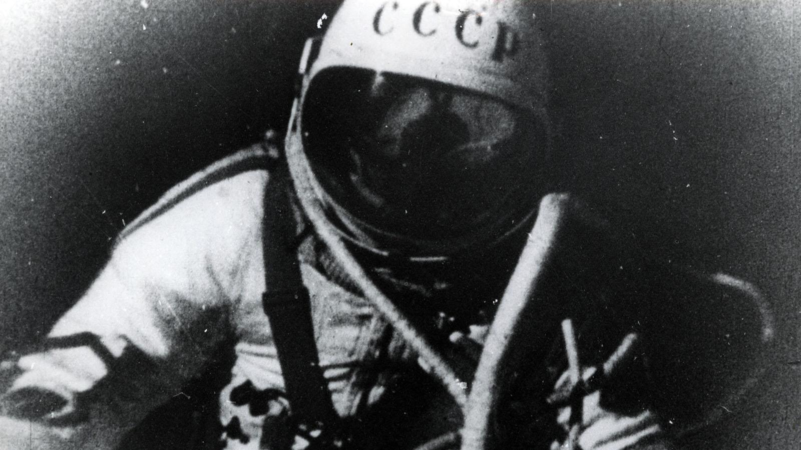 1969 год. Стыковка двух космических кораблей – «Союза-4» и «Союза-5»