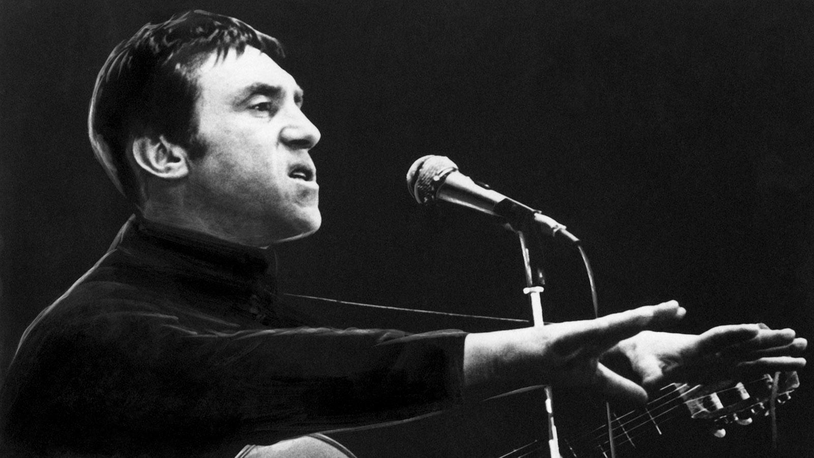 1980 год. Владимир Высоцкий