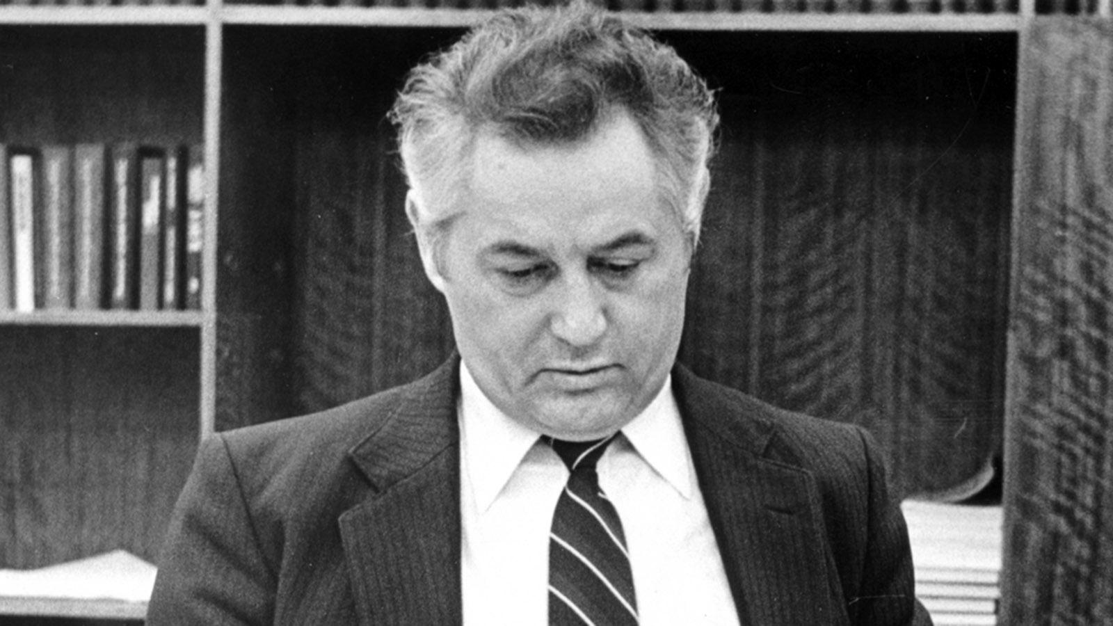 1984 год. Иван Лаптев