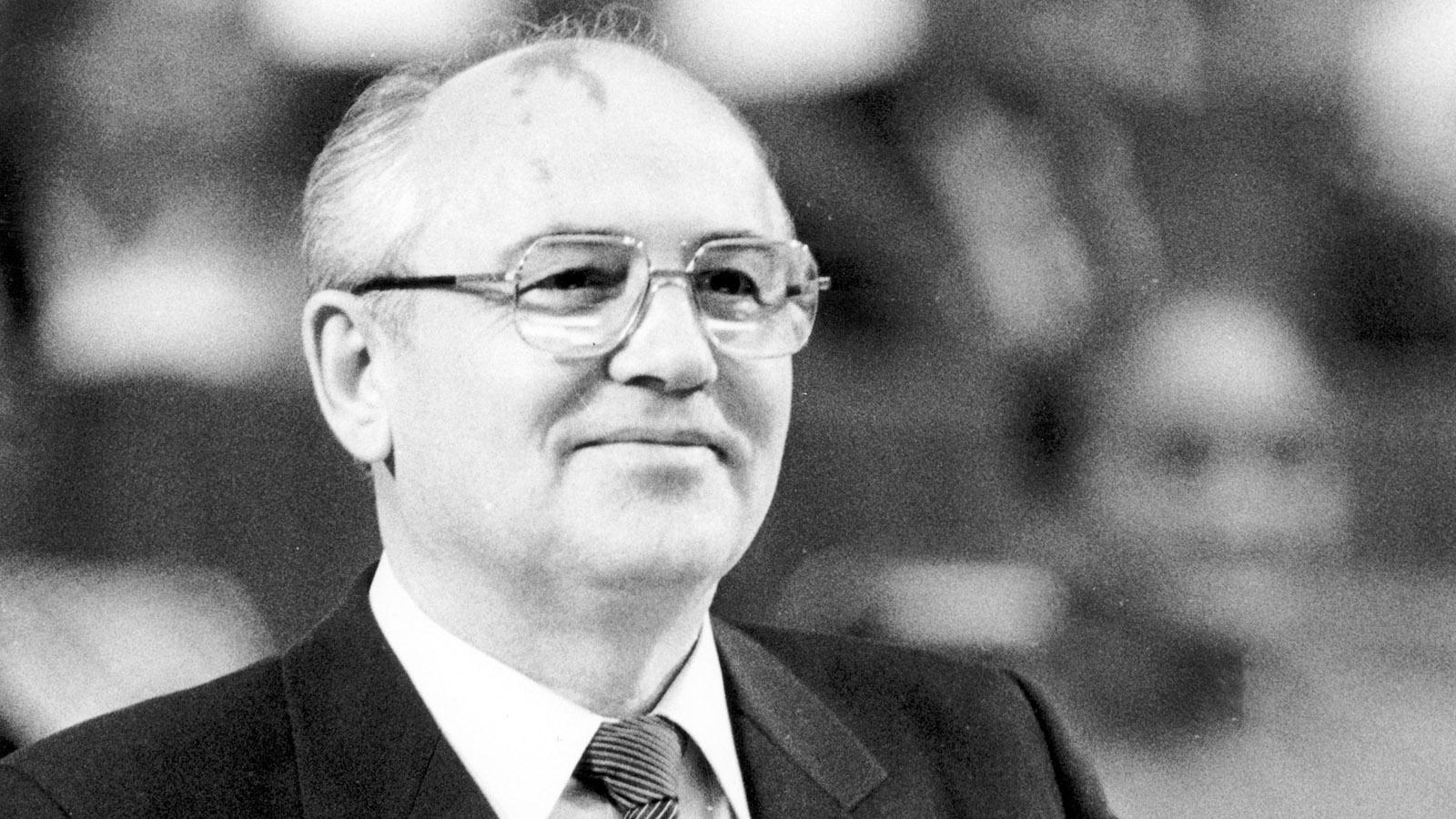 1985 год. Михаил Горбачев