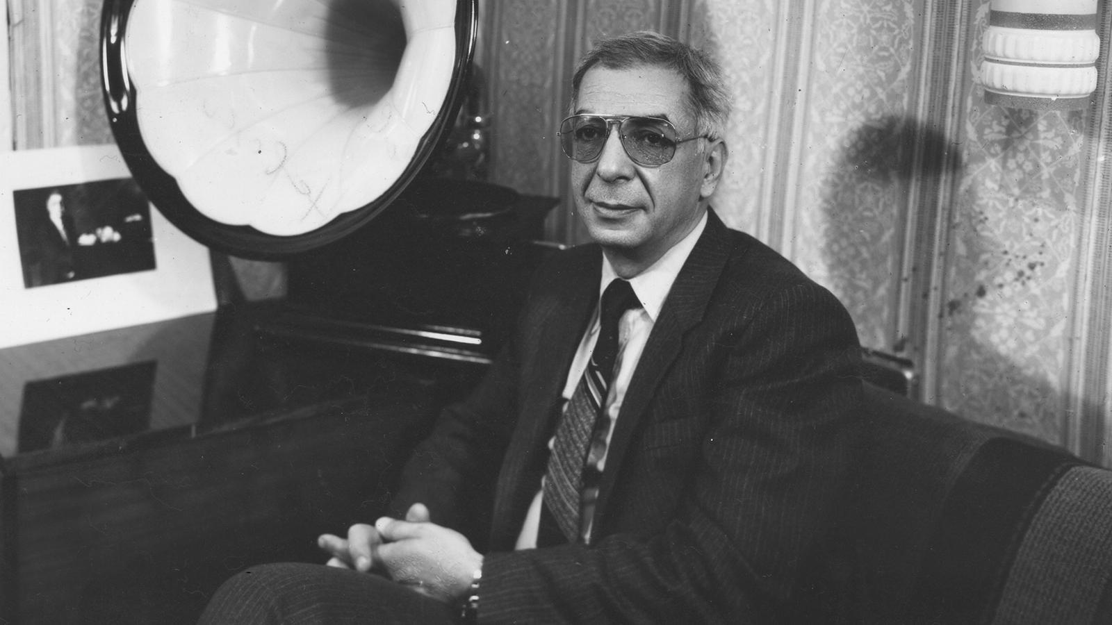 1996 год. Микаэл Таривердиев