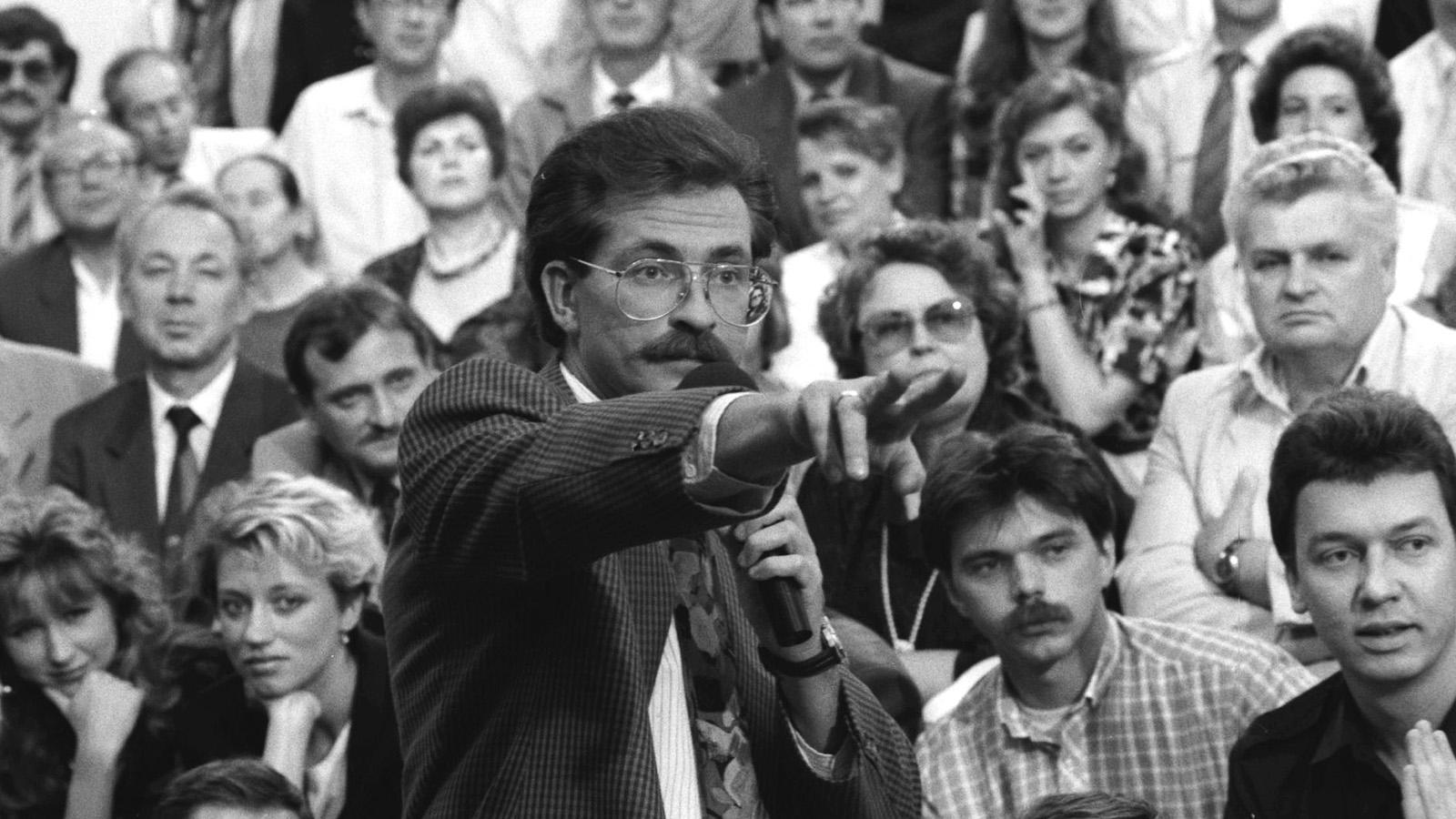 1995 год. Влад Листьев