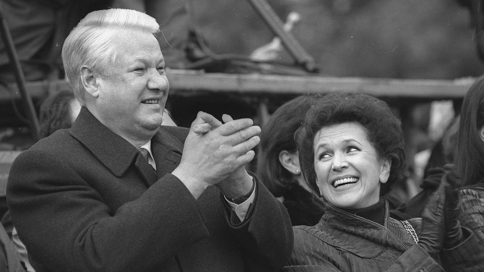 1991 год. Борис Ельцин