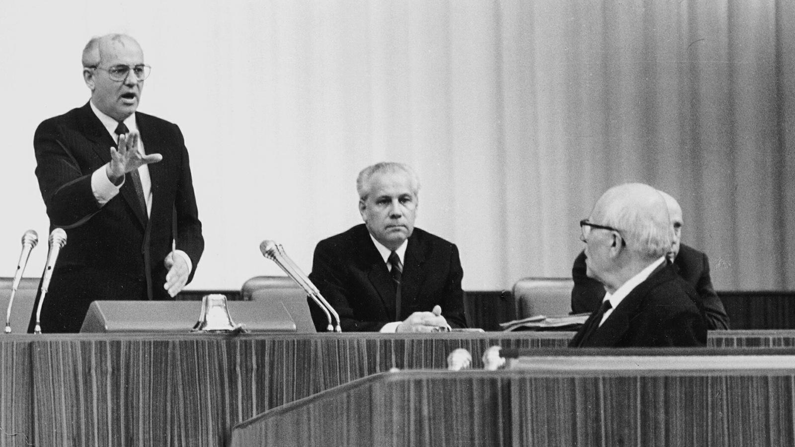 1989 год. Первые альтернативные выборы и I Съезд народных депутатов
