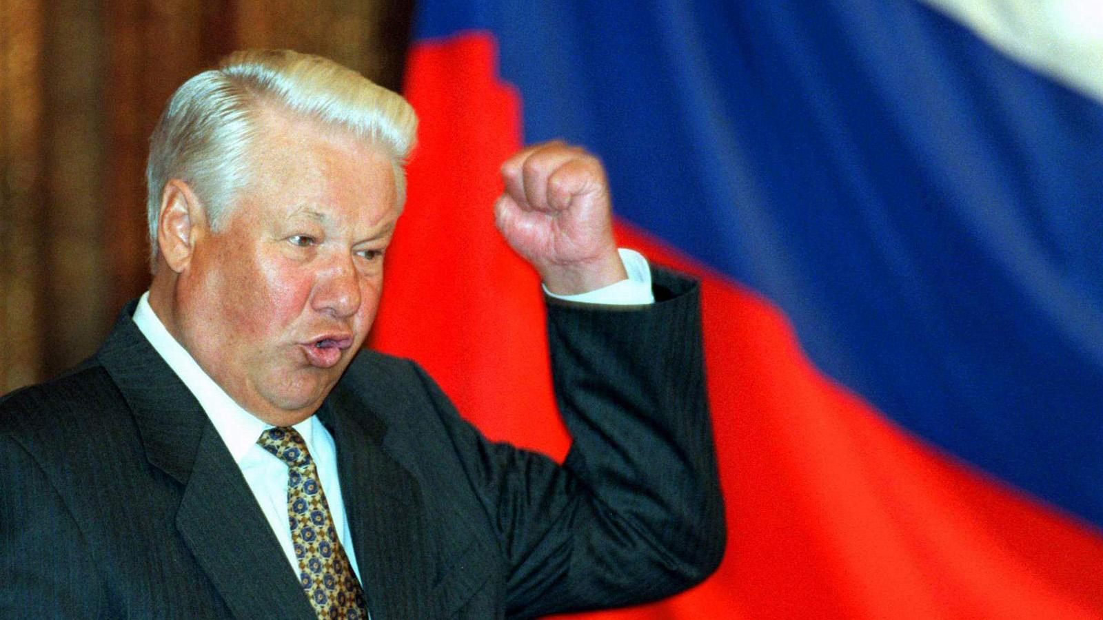1996 год. Президентские выборы