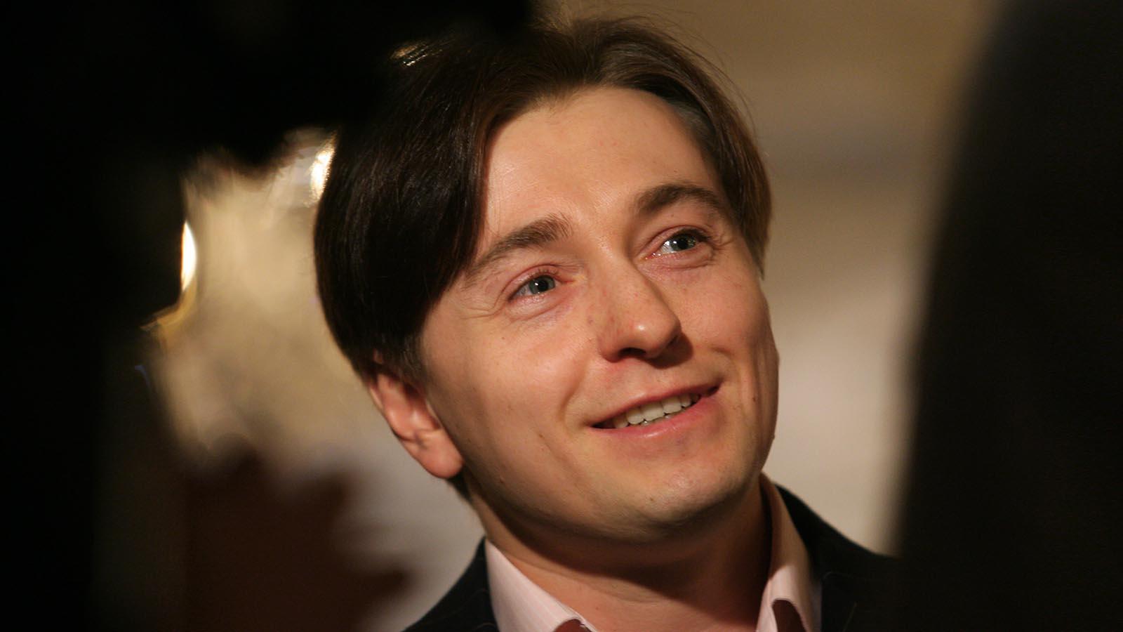 2005 год. Сергей Безруков
