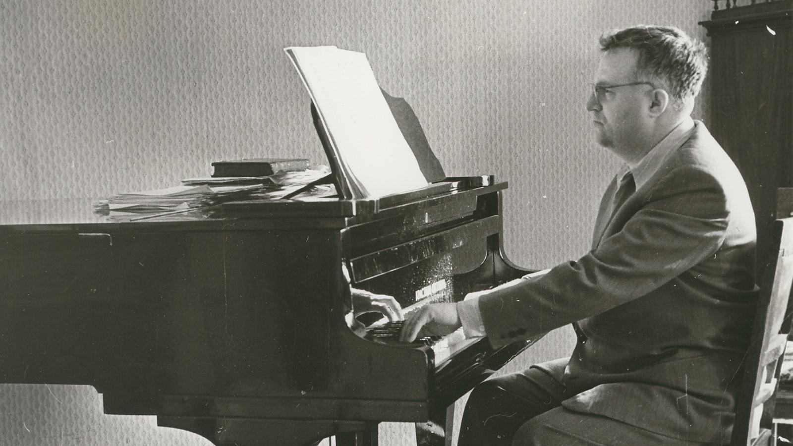 1998 год. Георгий Свиридов