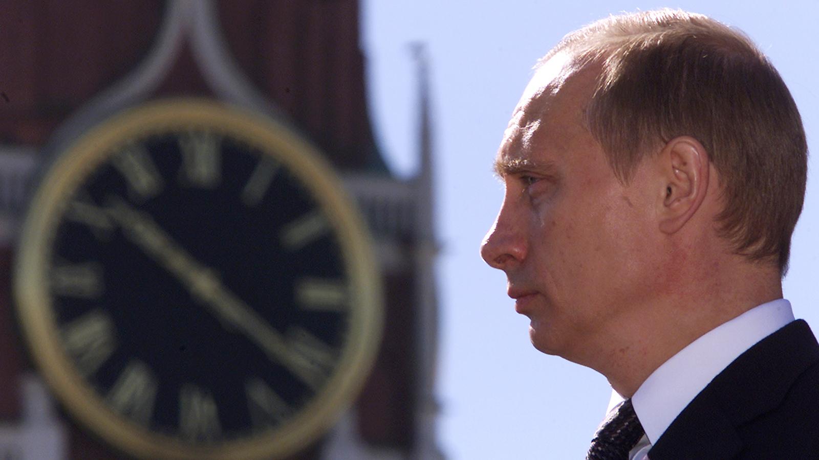 2000 год. Владимир Путин
