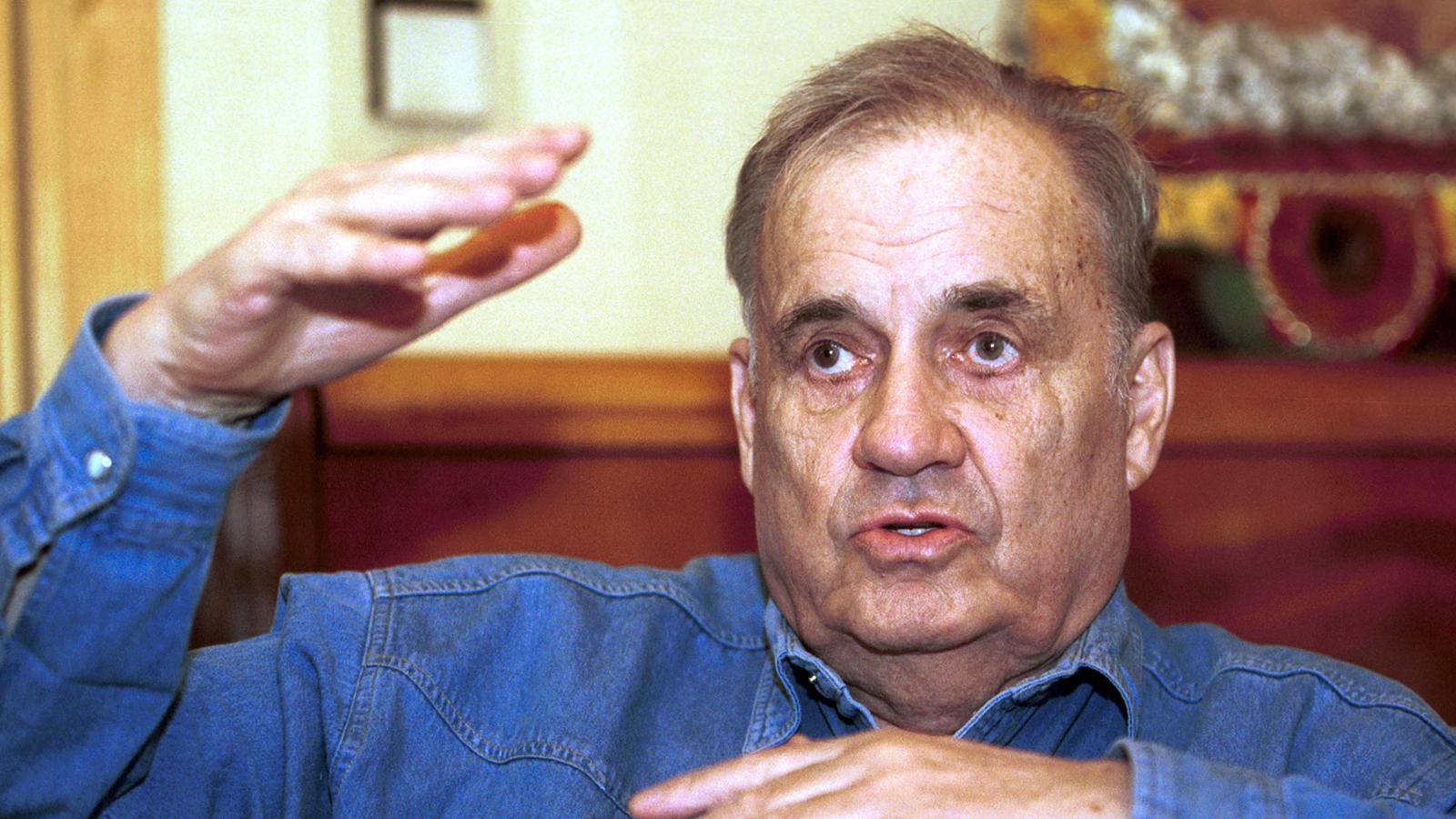 2001 год. Эльдар Рязанов