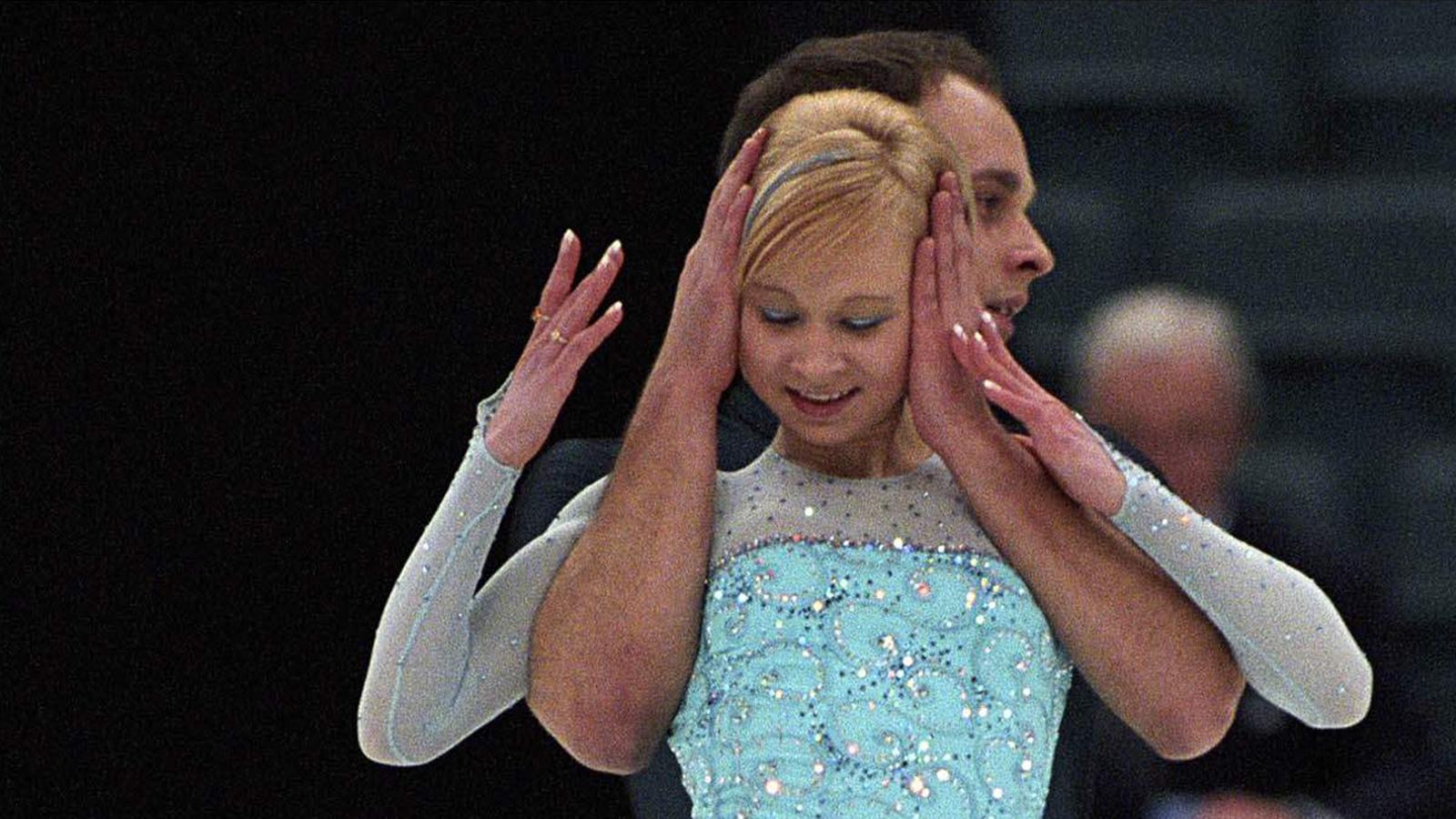 2005 год. Чемпионат мира по фигурному катанию в Москве