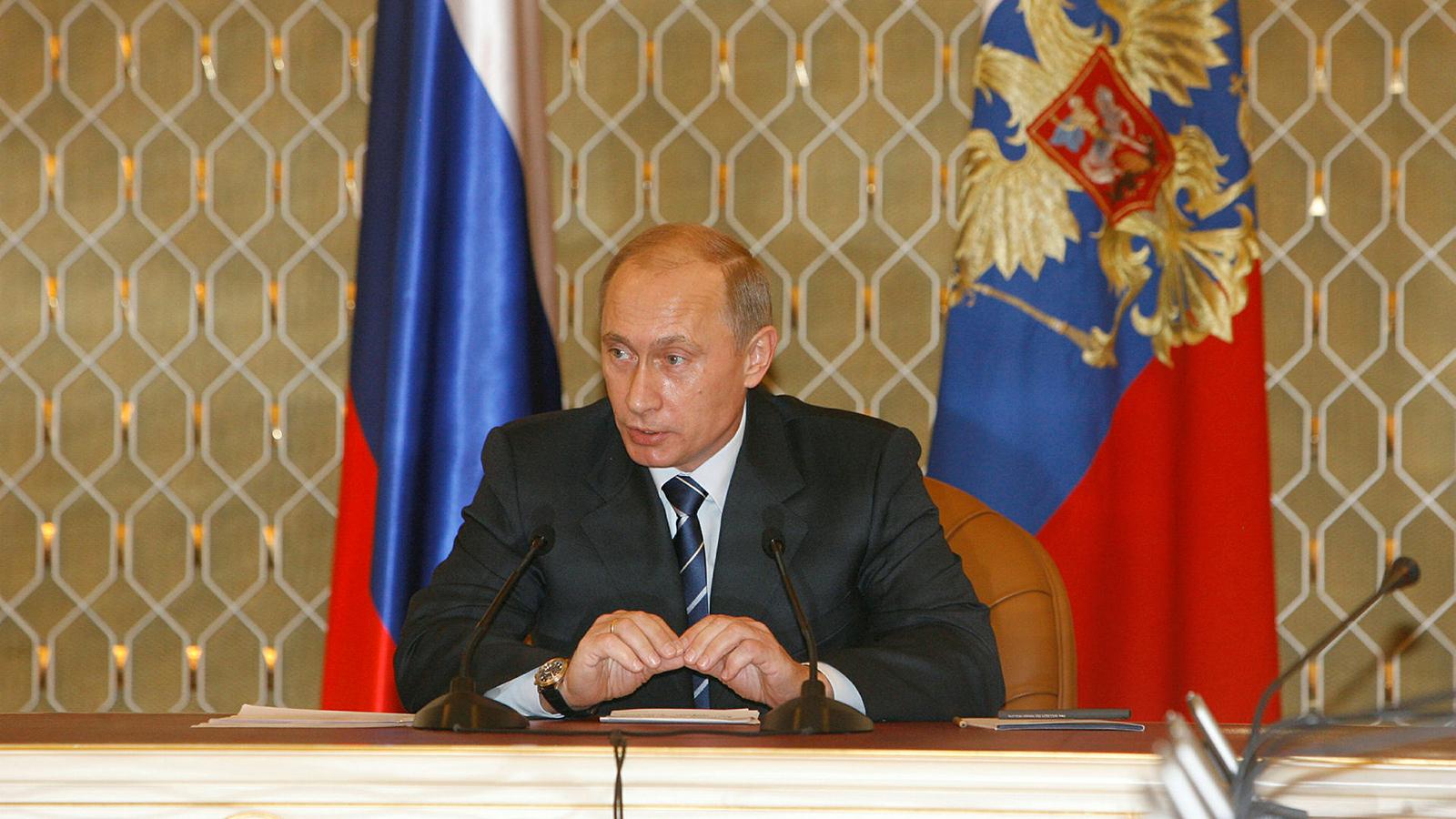 1999 год. Назначение Владимира Путина главой правительства