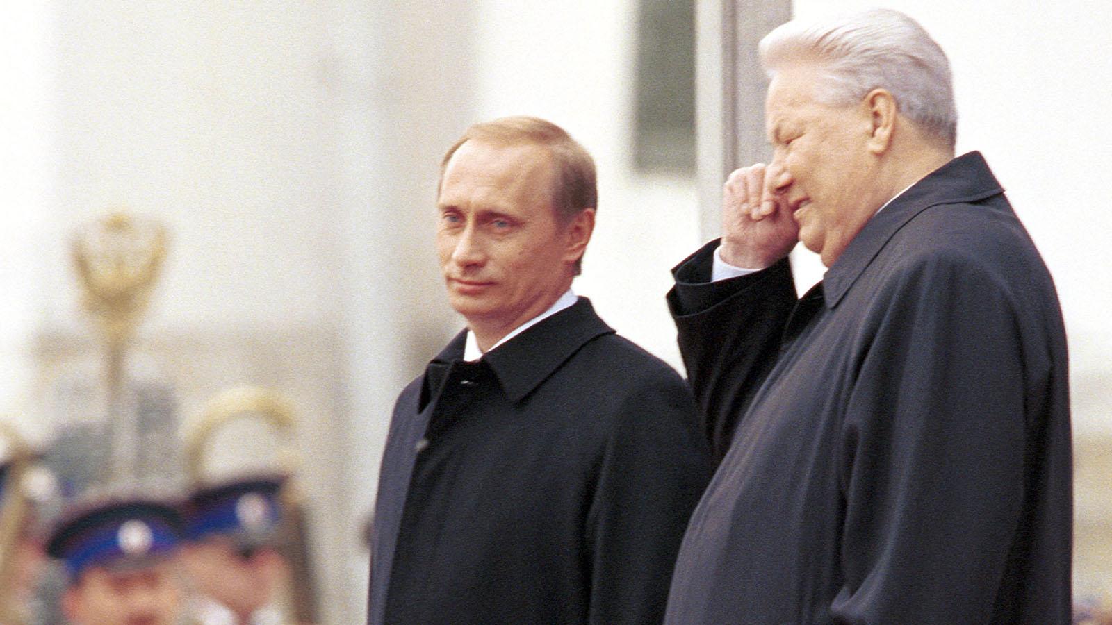 2000 год. Выборы президента Российской Федерации