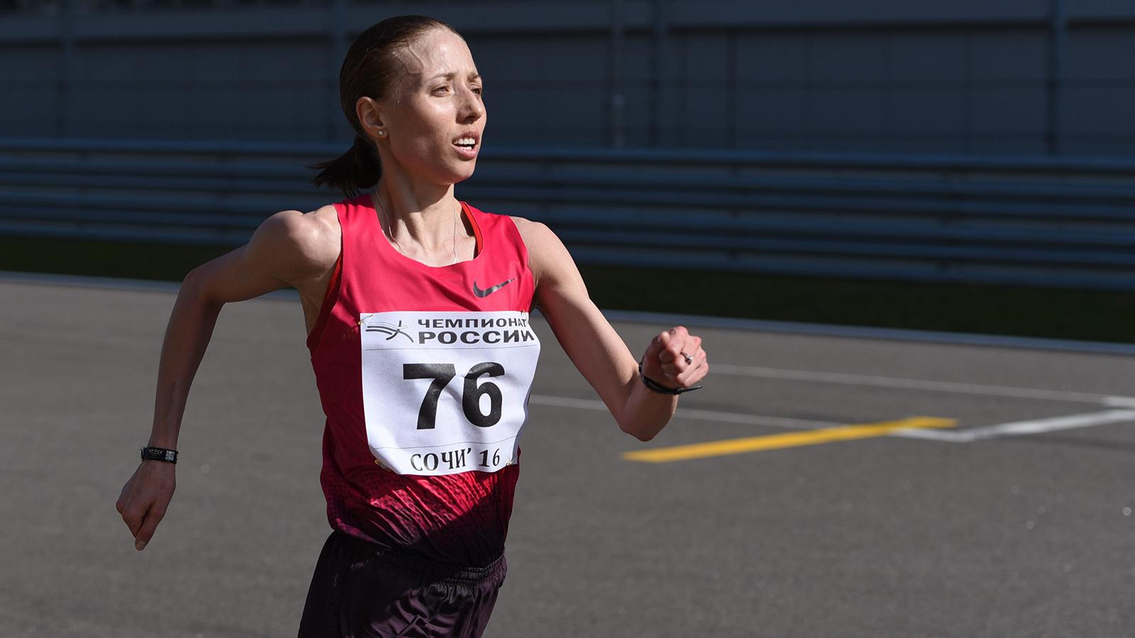 2009 год. Ольга Каниськина