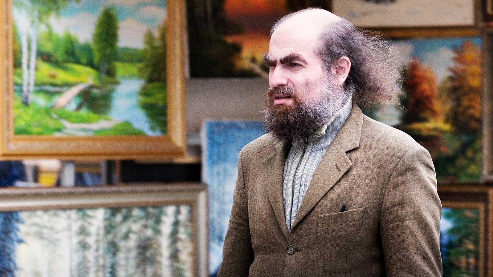 2010 год. Григорий Перельман