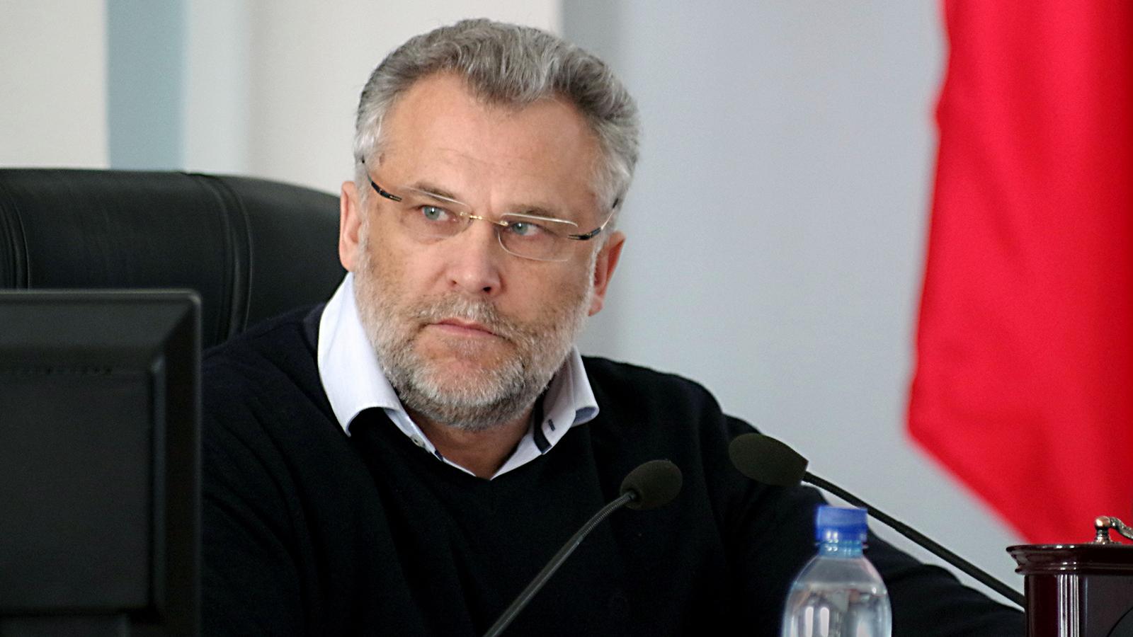 2014 год. Алексей Чалый
