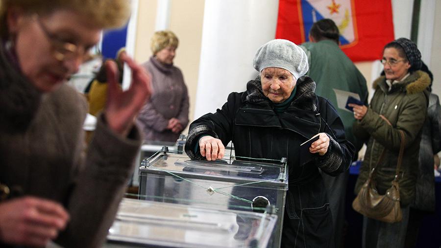2014 год. Референдум в Крыму