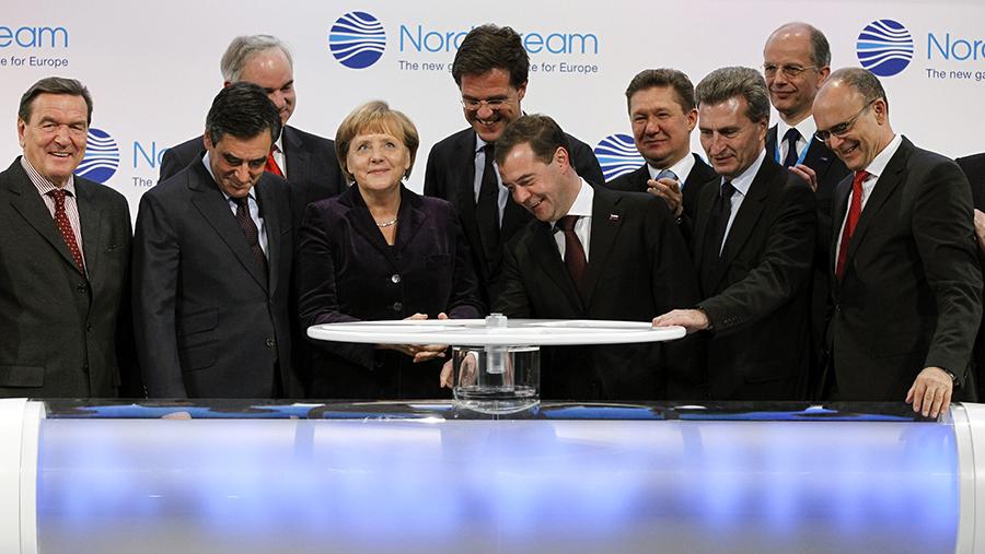 2011 год. «Северный поток»