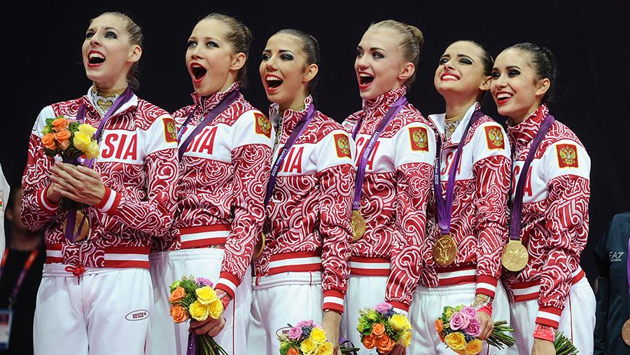2012 год. Русские победы на Олимпиаде в Лондоне.