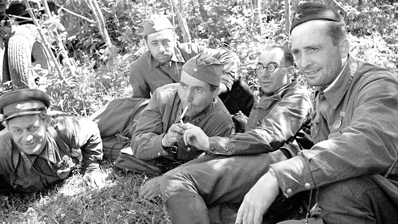 Фотолетописцы Победы